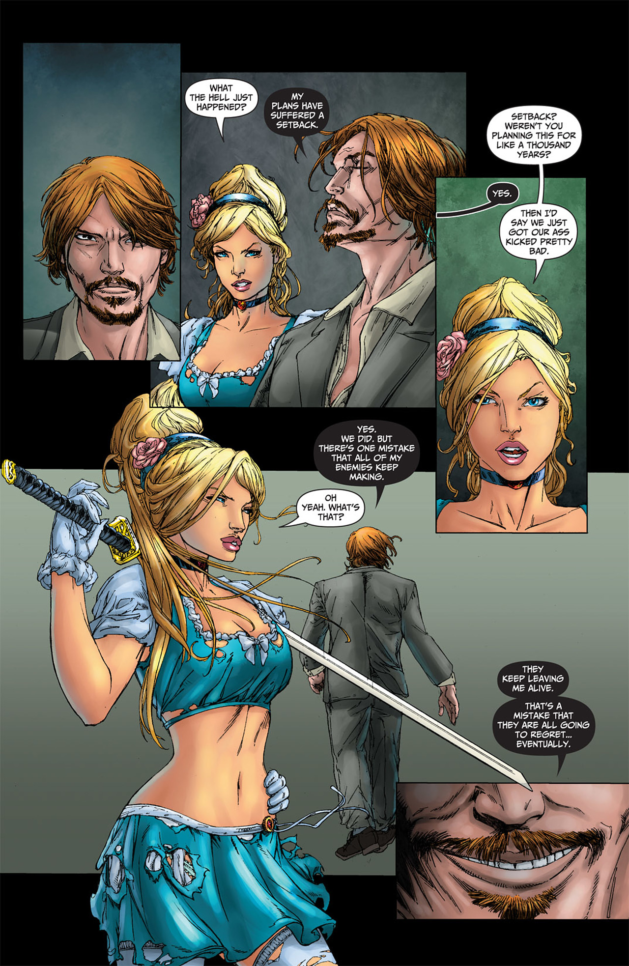 Grimm Fairy Tales (2005) Issue #50 #53 - English 48