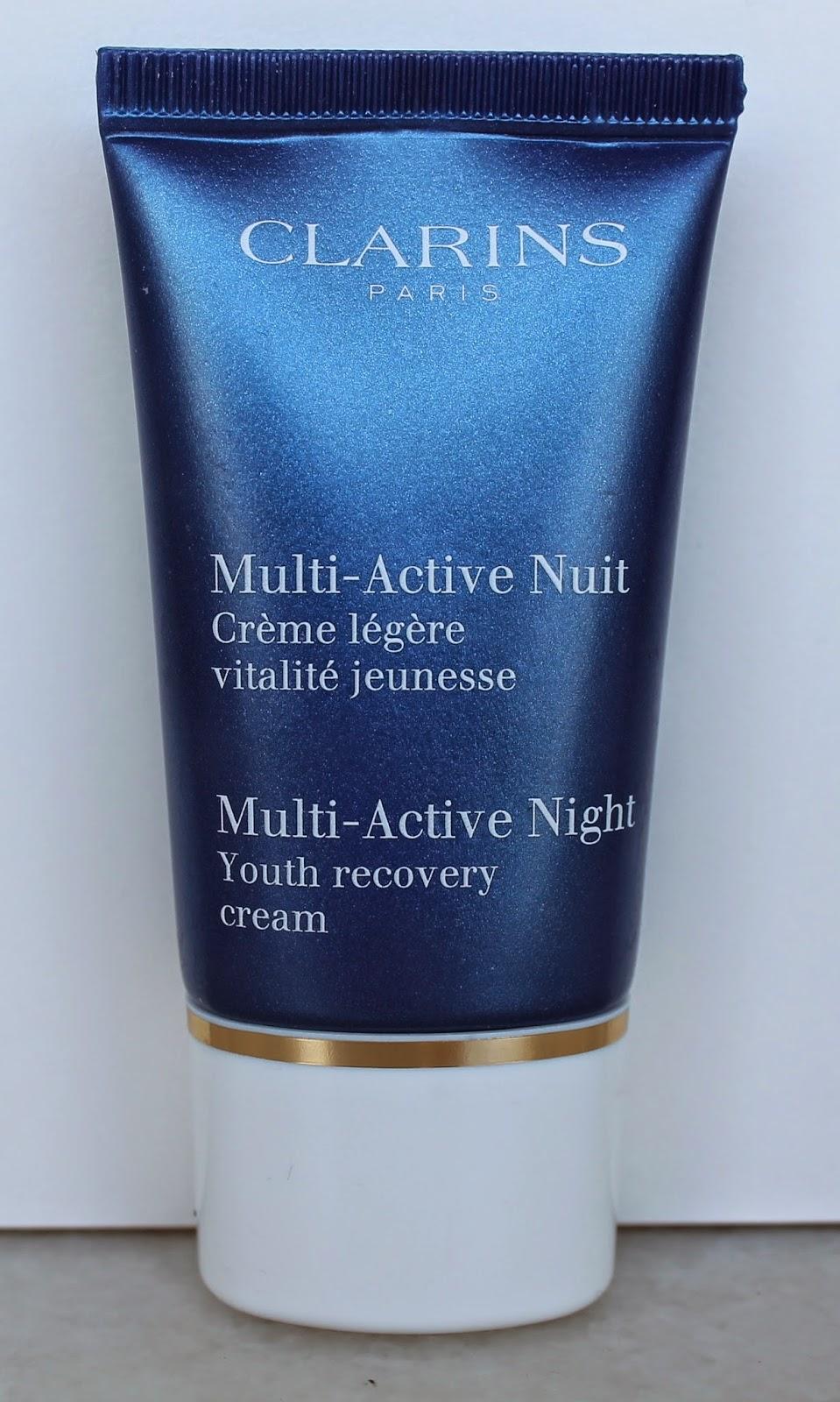 Multi-Active Nuit de Clarins