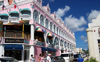 Best Caribbean Honeymoon Destinations - Oranjestad, Aruba