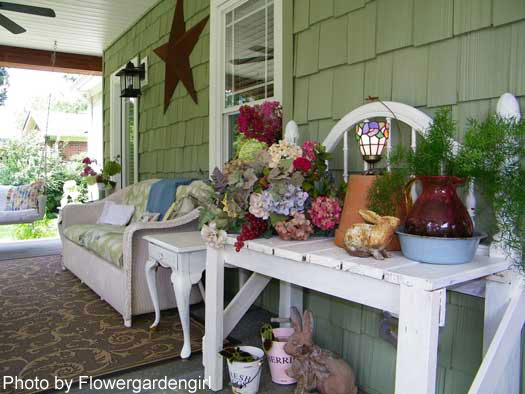 sharon 39 s wannabe cottage porch inspiration pictures