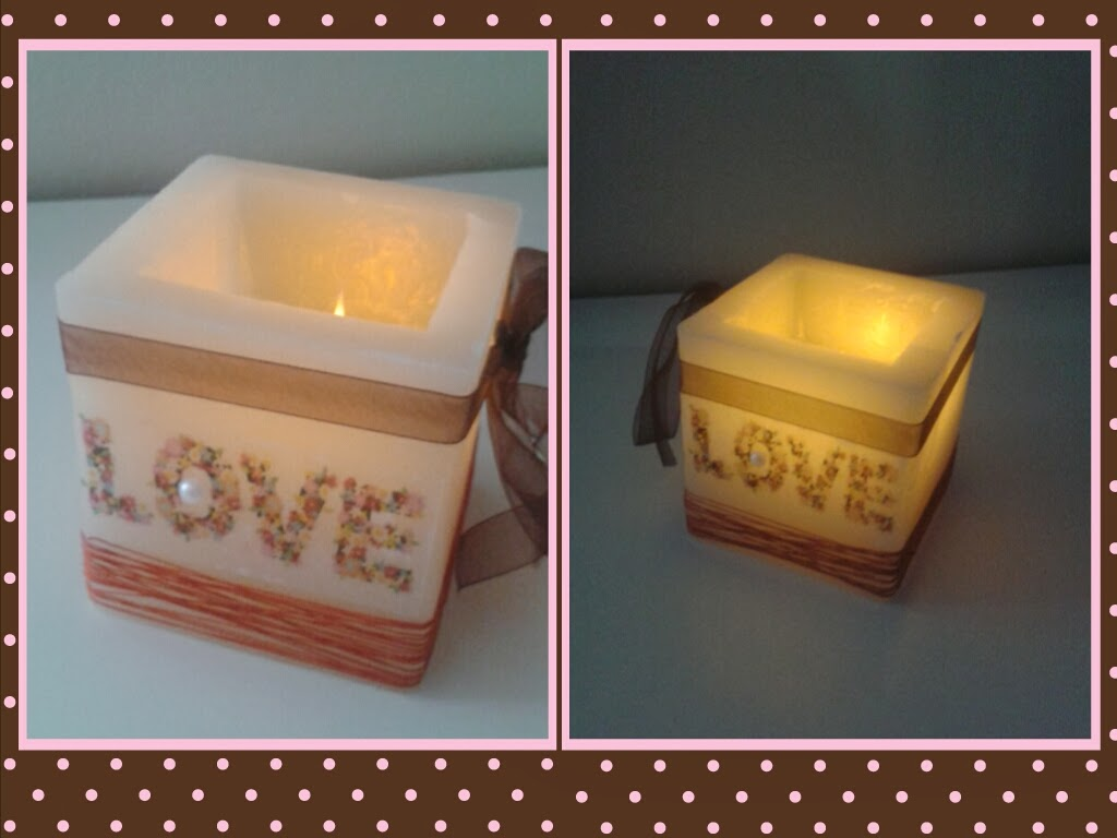 Velisa velas de dise o personalizado vela de dise o con - Velas de diseno ...