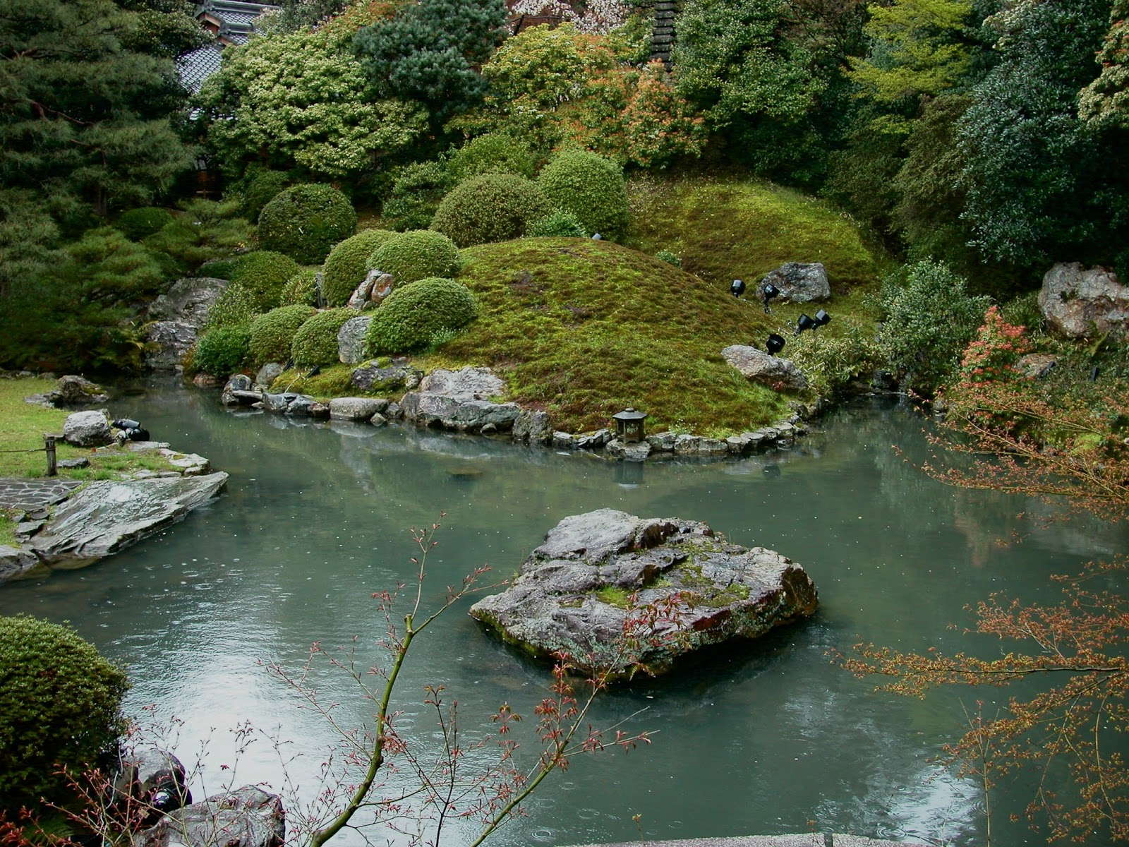 Robert ketchell 39 s blog water and the japanese garden for Japanese garden water