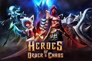 Free Download Heroes Of Order And Chaos online Apk Mod 2015