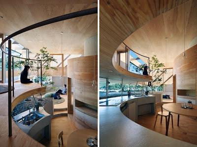 Rumah Gaya Jepang Yang Atraktif 5