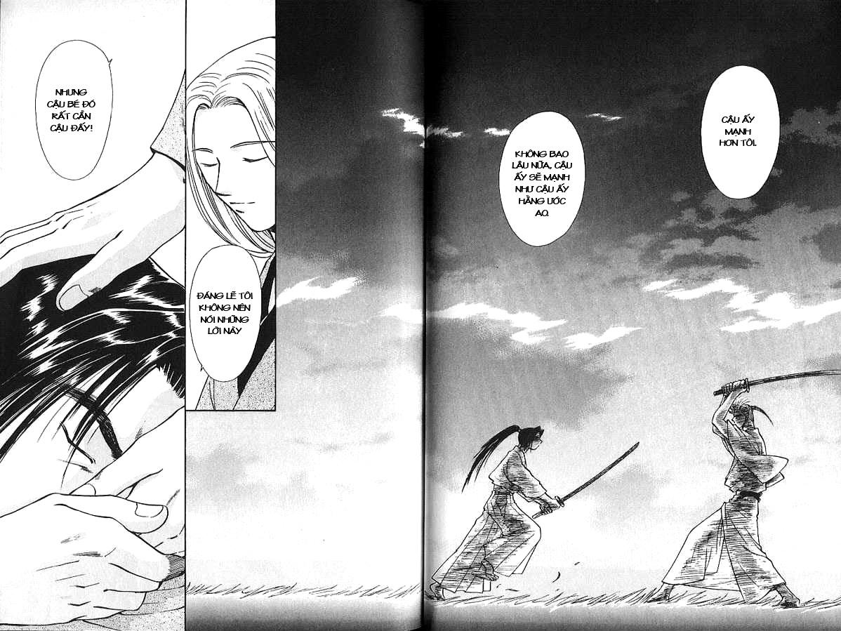 Soshite Haru No Tsuki chap 3 - Trang 25