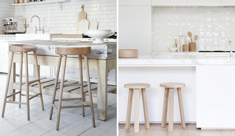 Scandinavische Keuken Interieur : Interieur Inspiratie Blog: Interieur inspiratie krukken in de keuken