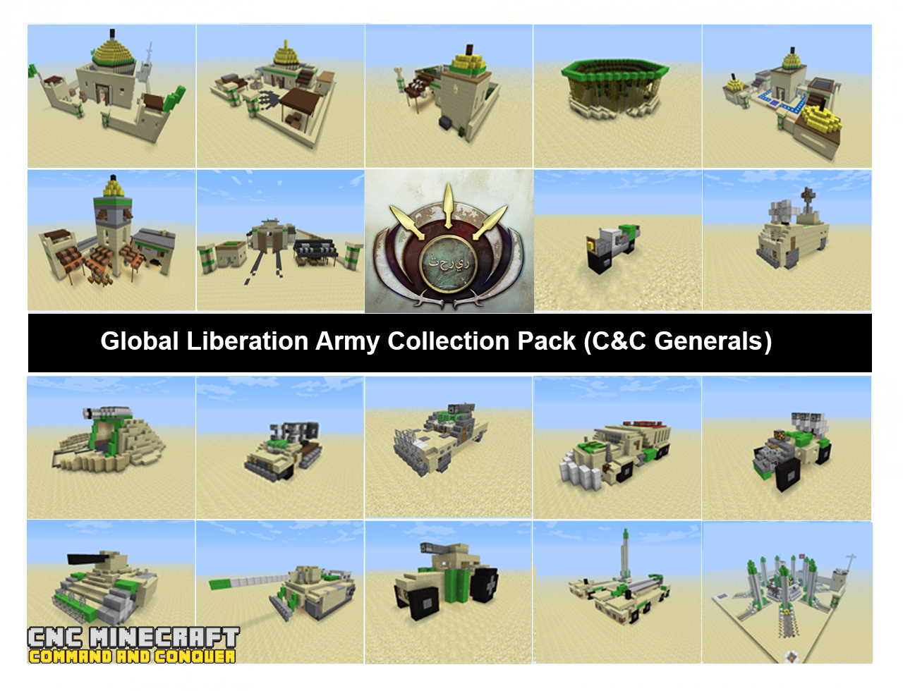 Army Craft Minecraft Server