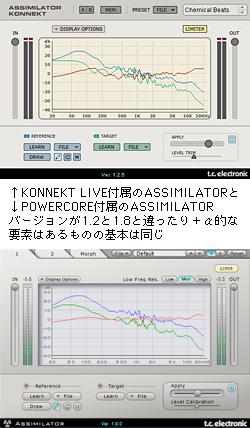 t.c. electronic Assimilator