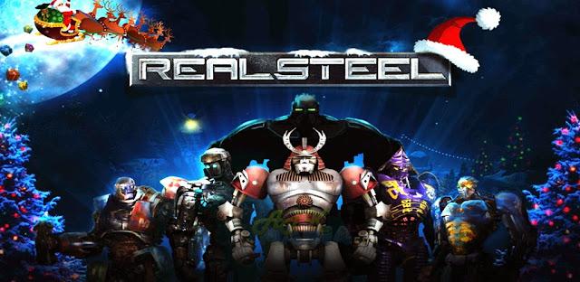 Real Steel HD v1.4.1