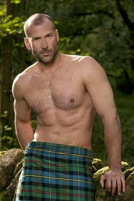 from Martin cute naked irish man