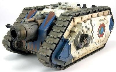 Warhammer 40000 Typhoon Heavy Siege Tank