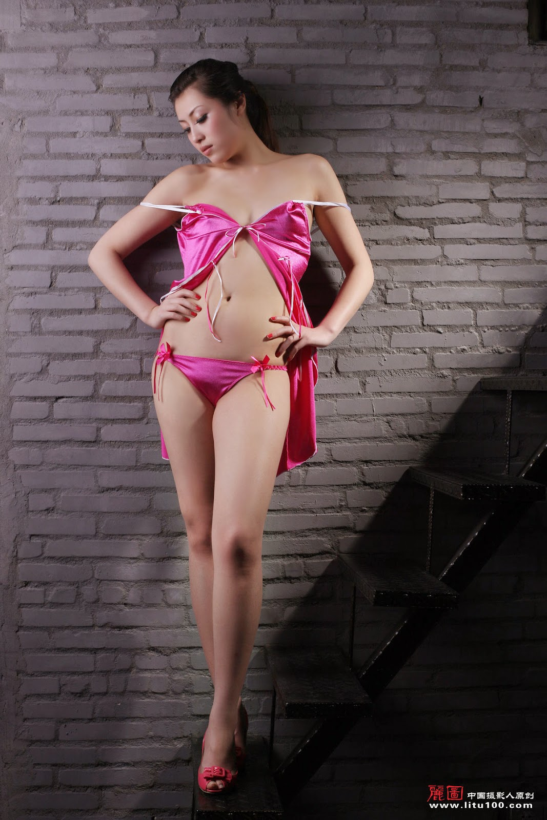 Chinese Nude Model Bing Yi [Litu100] | chinesenudeart