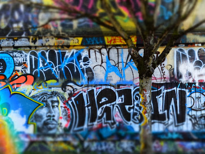 Tubs Graffiti – Miniaturized