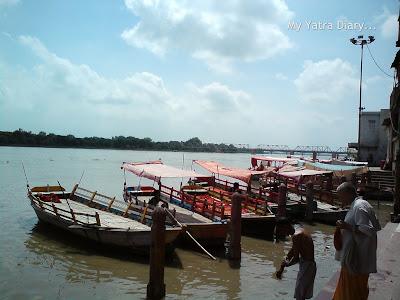 Yamuna River Ghat, Mathura