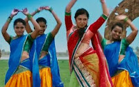 Lakshmi Menon Hot Navel show Still 1