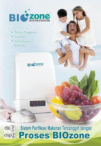 Biozone Food Purifier