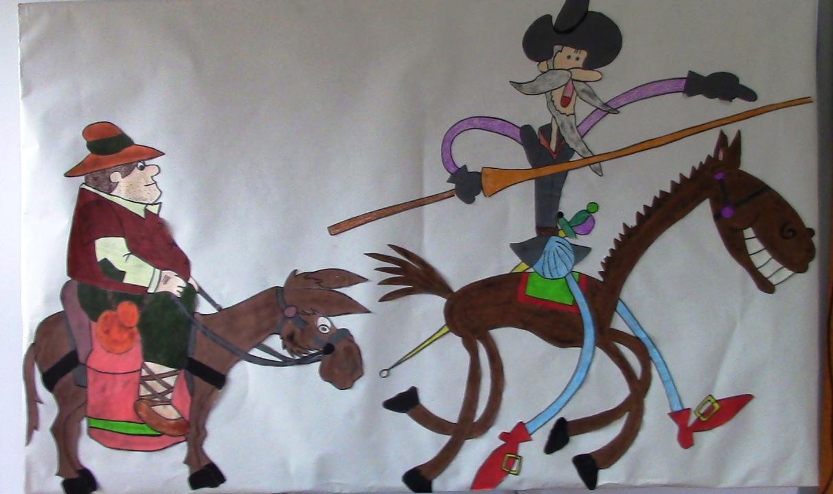 400 anos Cervantes