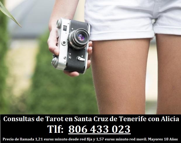 Consultas de Tarot en Santa Cruz de Tenerife con Alicia