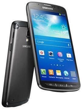 O Galaxy S4 Active é um smartphone Android da Samsung