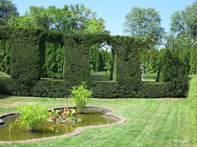 topiary, Ladew Garden