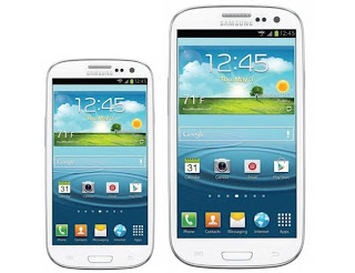 Comparatif : Galaxy S3 Mini vs Galaxy S3