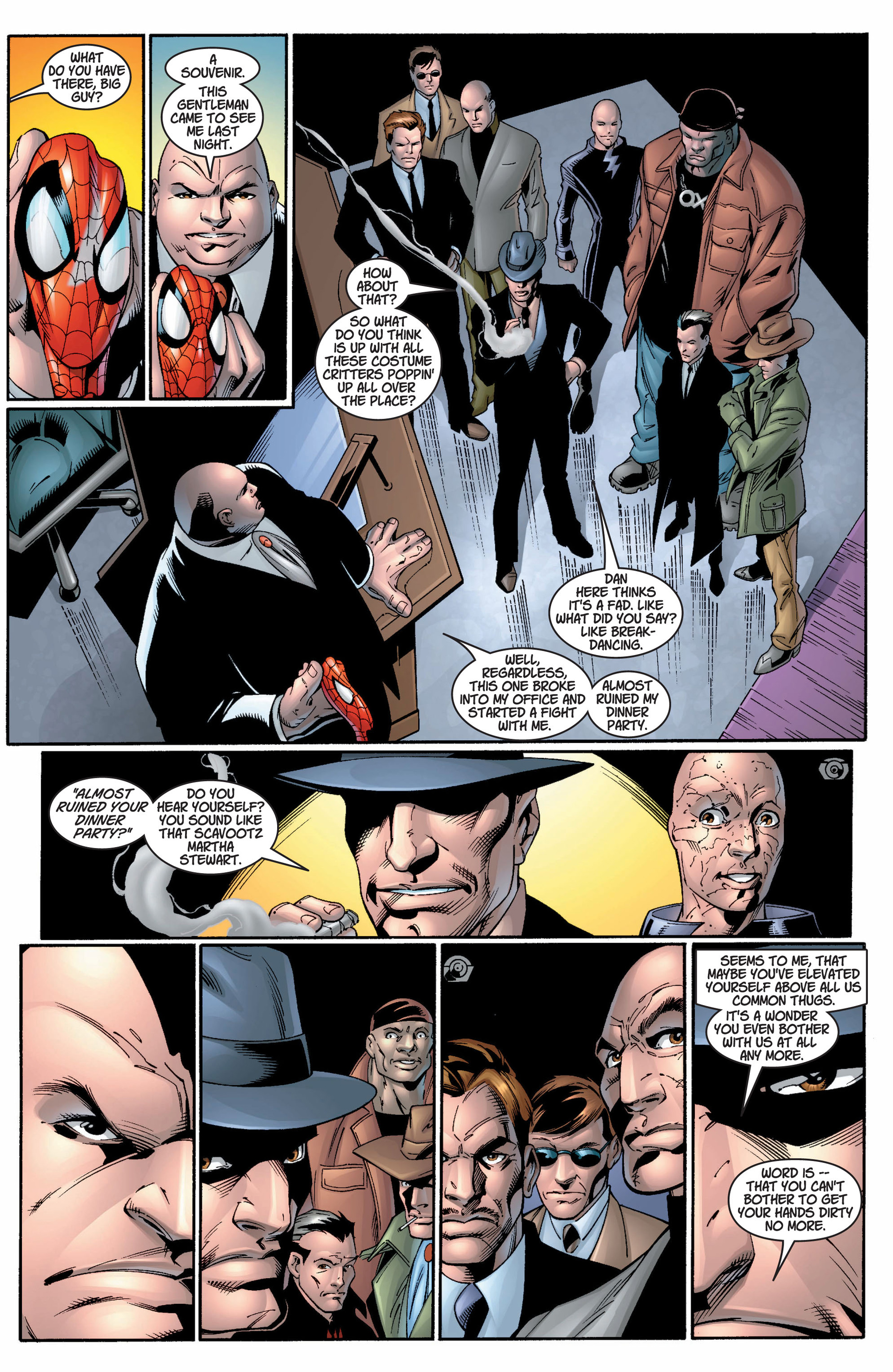Ultimate Spider-Man (2000) Issue #10 #14 - English 16
