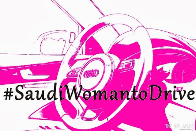 Saudi Woman to Drive