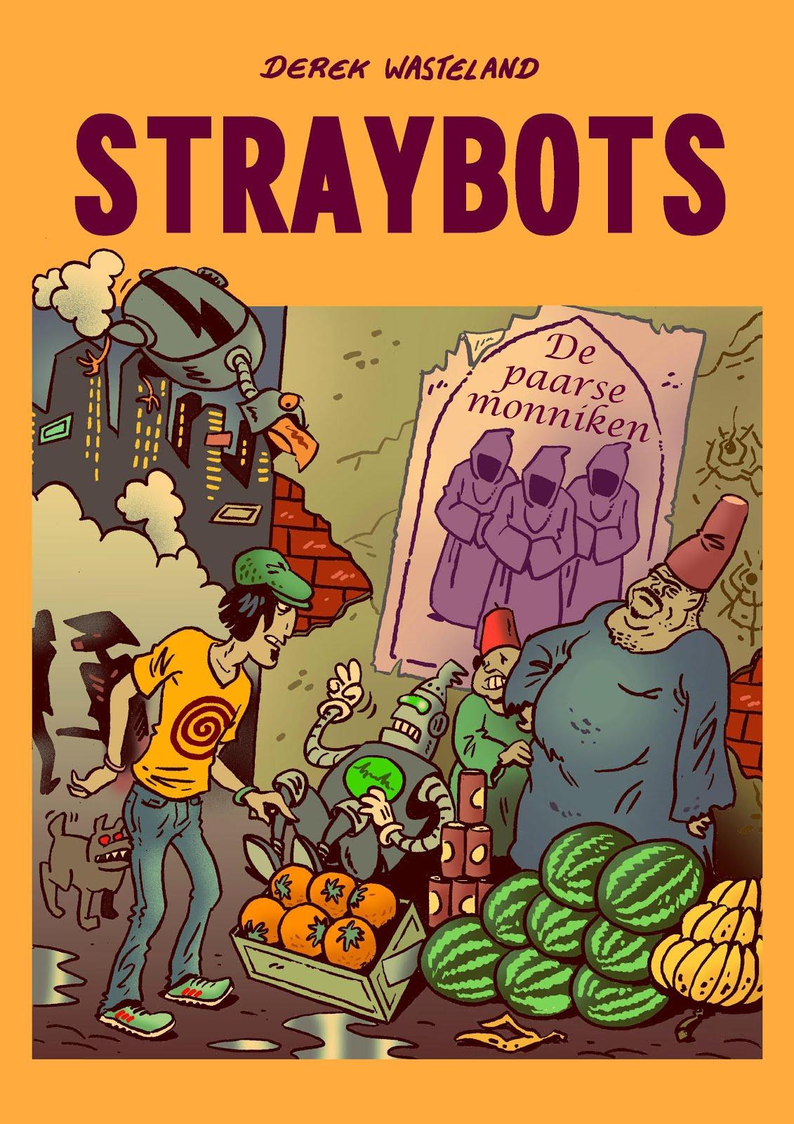 Straybots2: De paarse monniken