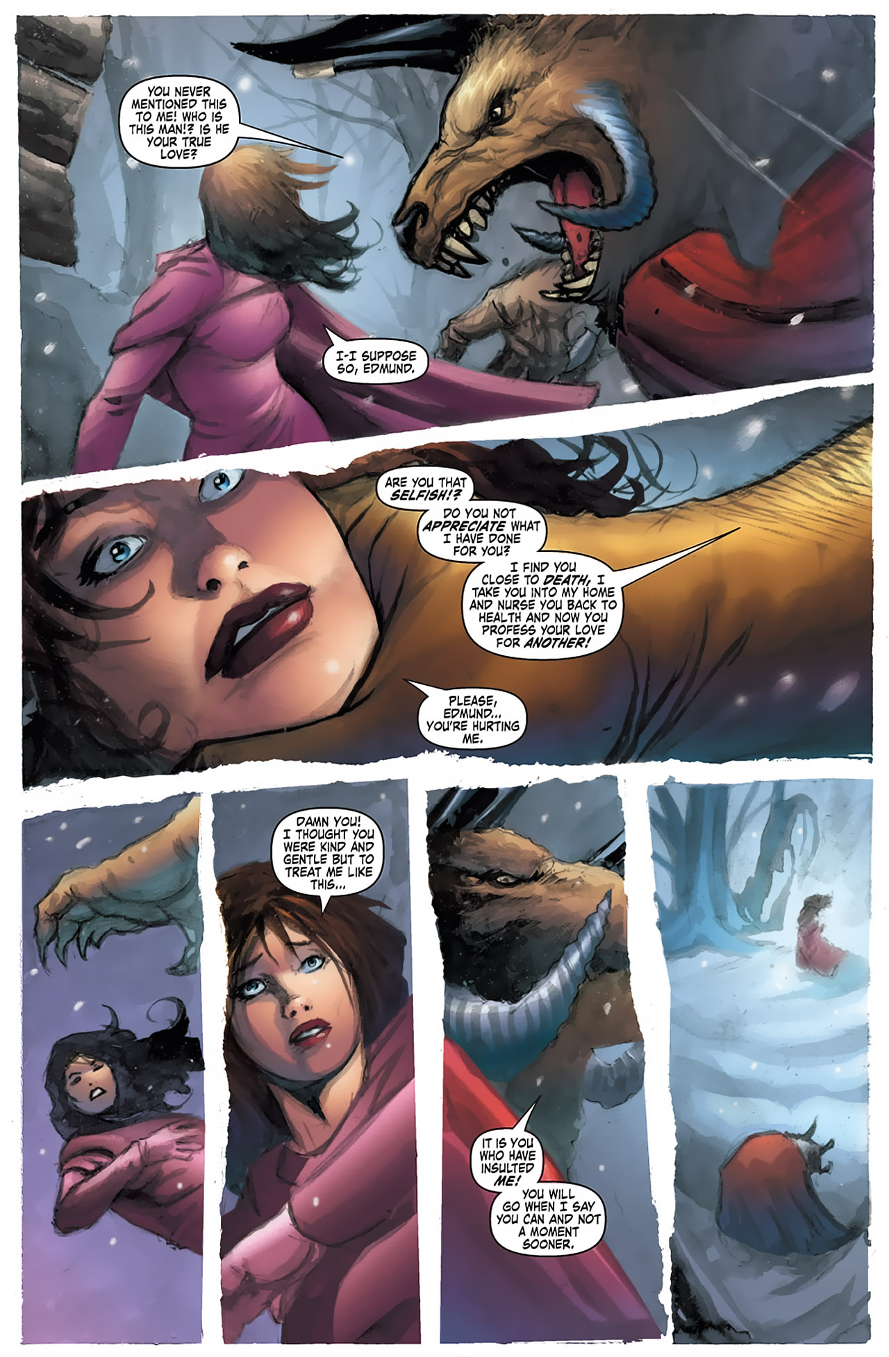 Grimm Fairy Tales (2005) Issue #13 #16 - English 11