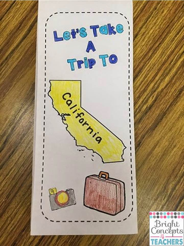 Bright concepts 4 teachers lesson plans and teaching strategies new fifty nifty states for Teacher brochure templates