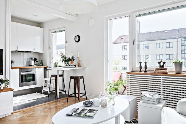 6 trucos para pisos peque os la garbatella blog de - Interiorismo pisos pequenos ...