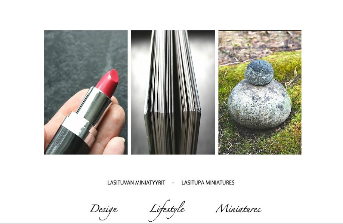 Lasituvan Miniatyyrit - Lasitupa Miniatures