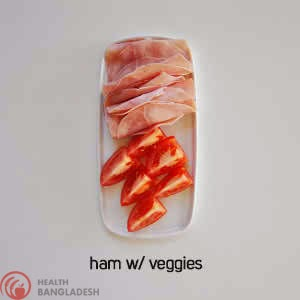 Ham W/ Veggies