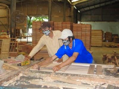 Công ty TNHH đồ gỗ NGHĨA PHÁT tuyển dụng