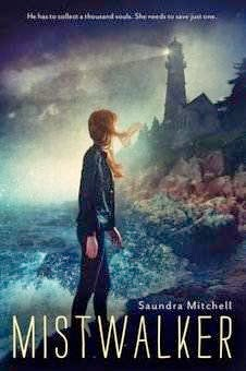 bookcover of MISTWALKER  by Saundra Mitchell