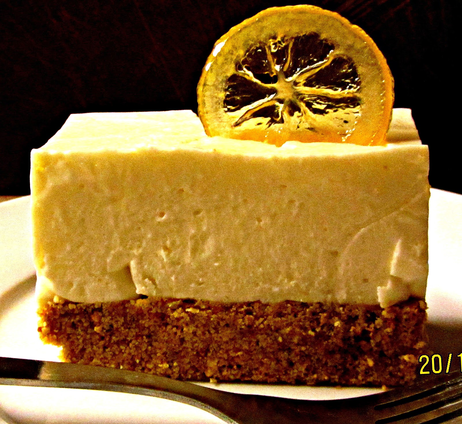 A Student S Baking Journey Good Old No Bake Lemon Cheesecake