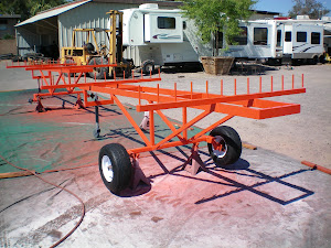 Schott Tube Hand Carts
