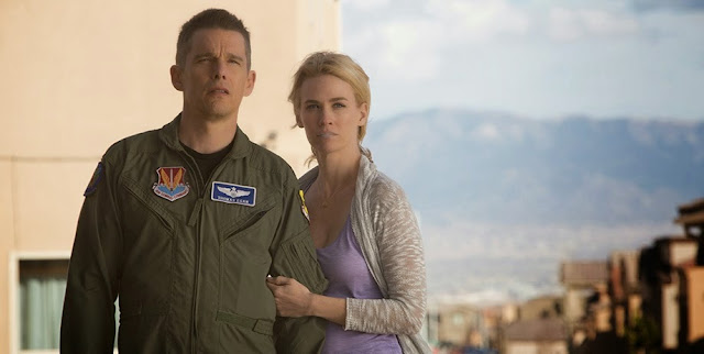 Good Kill still Ethan Hawke January Jones