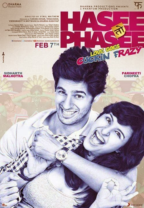 Hasee Toh Phasee (2014) Mp3 Songs Free Download