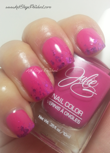 JulieG Nail Polish - Damsel | Secret Treasure