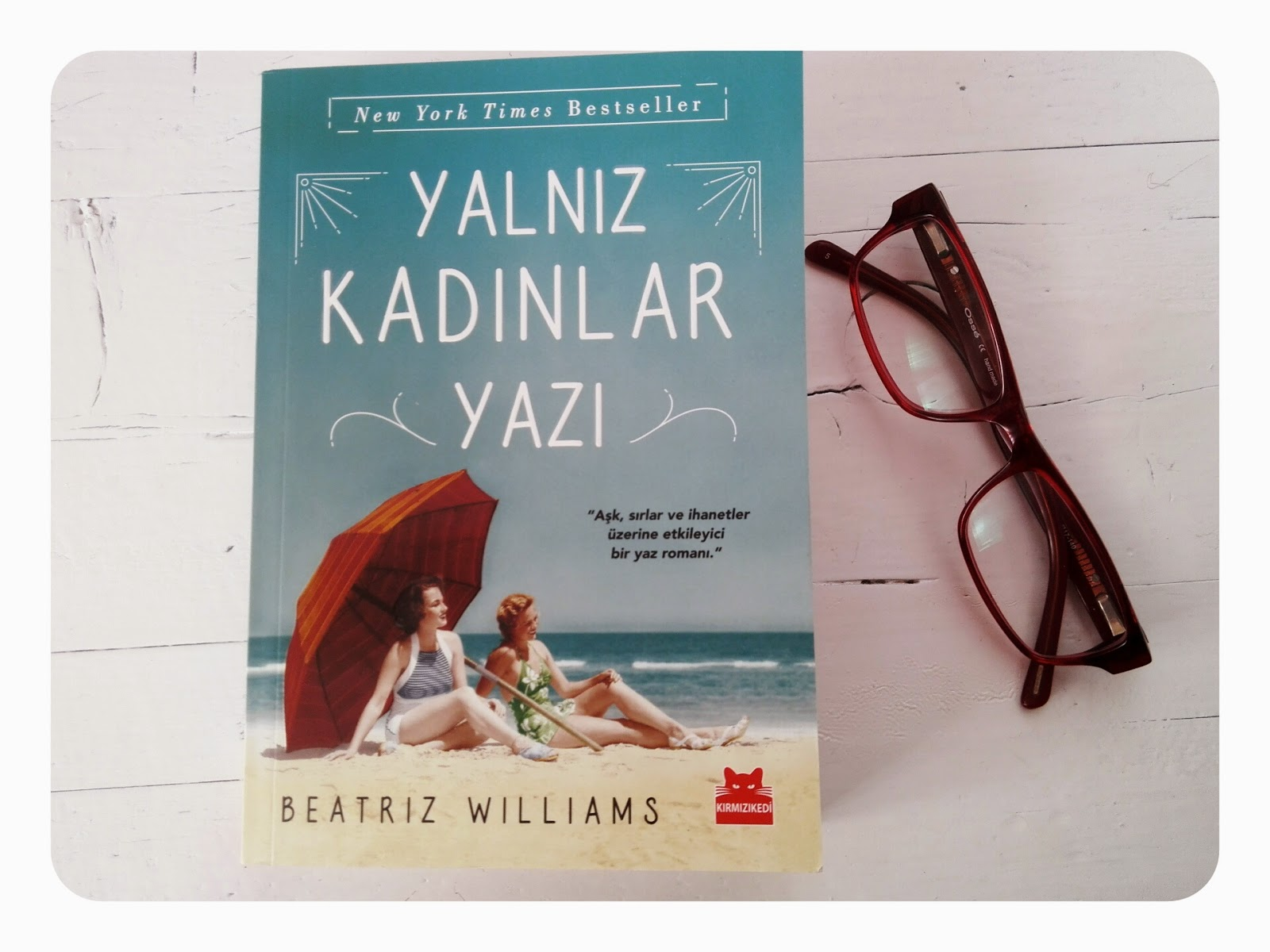 beatriz williams kitap hediye