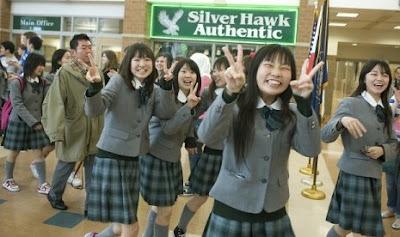 Belajar dari Pendidikan Moral di Jepang gadis sekolah