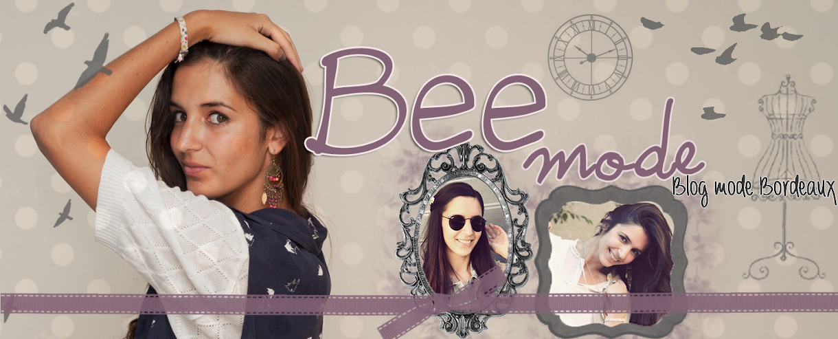 *Blog mode Bordeaux  | Bee Mode | Mode Beaut DIY Tendances