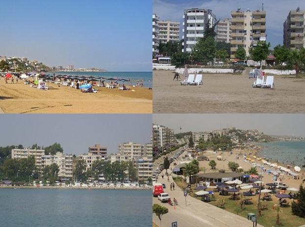 Adana Yumurtalık Halk Plajı