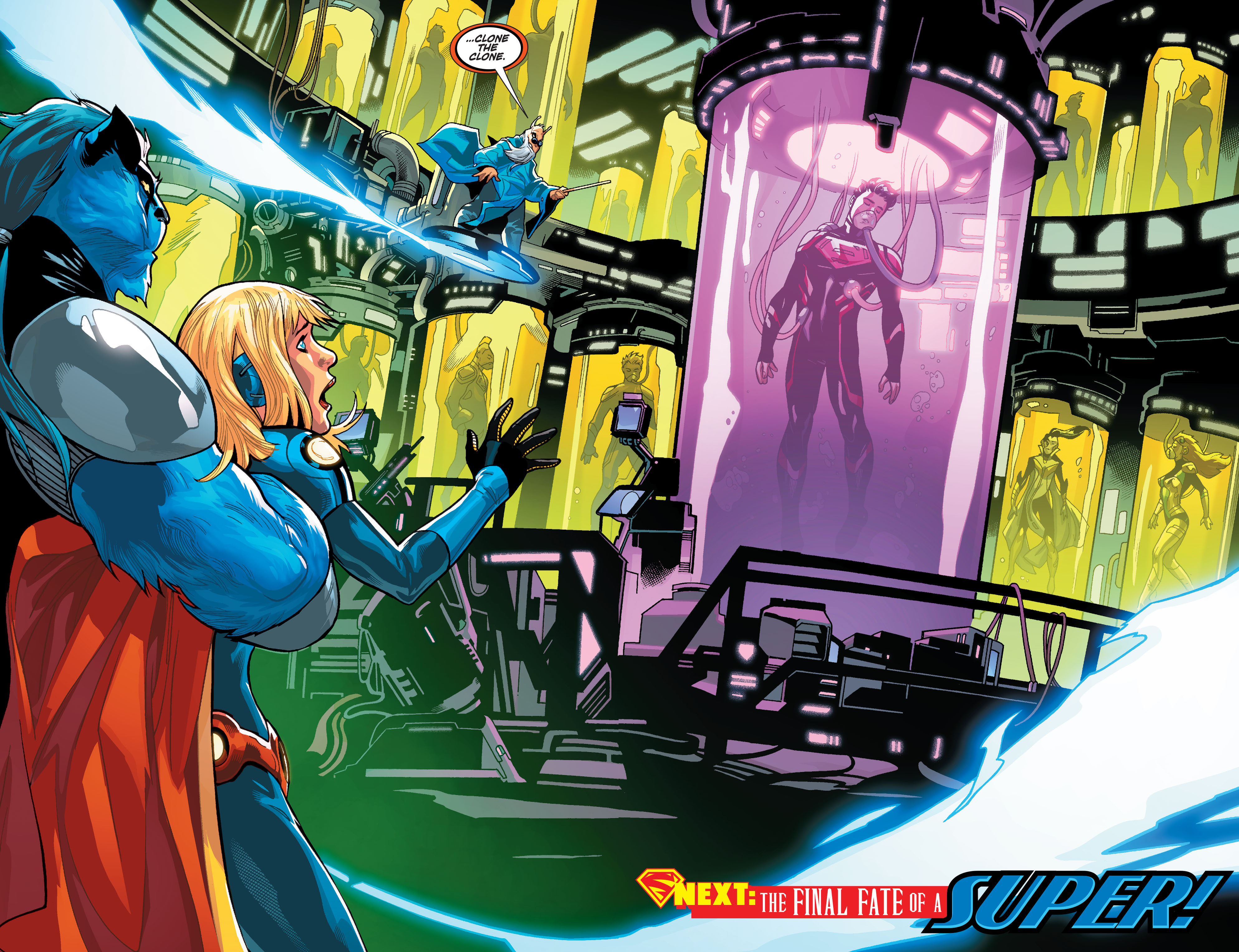 Supergirl (2011) Issue #39 #41 - English 19