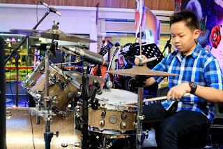Kursus alat musik drum