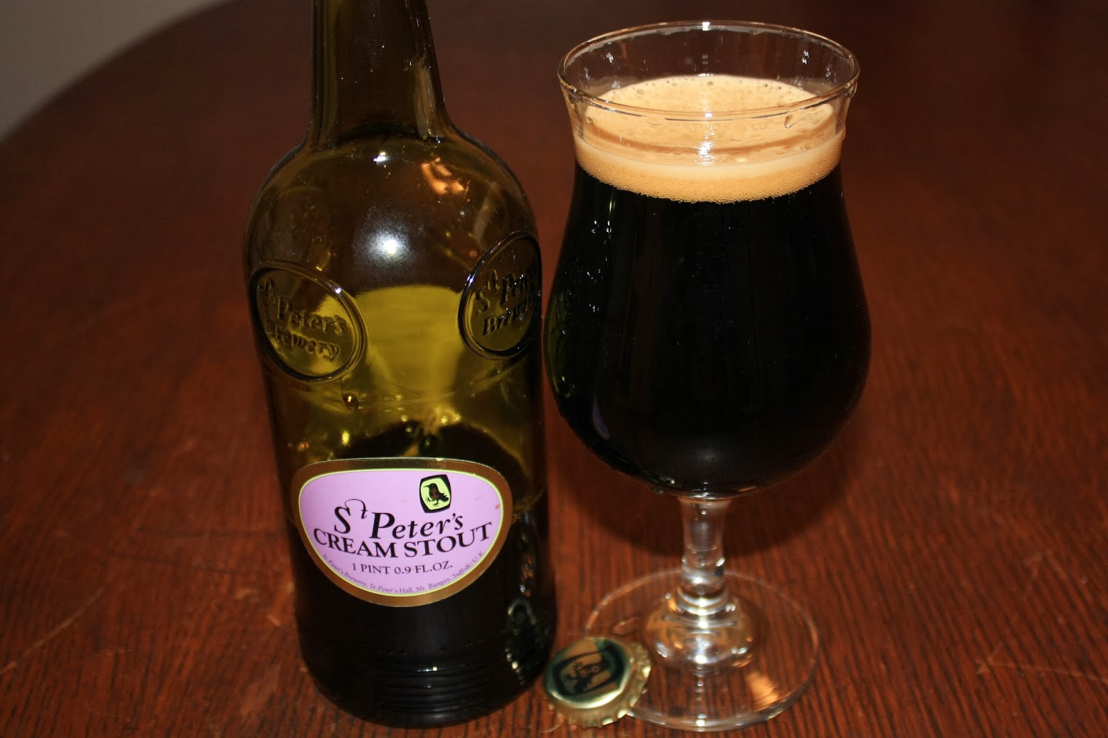 St. Peter's Brewery, England, Cream Stout, Craft Beer