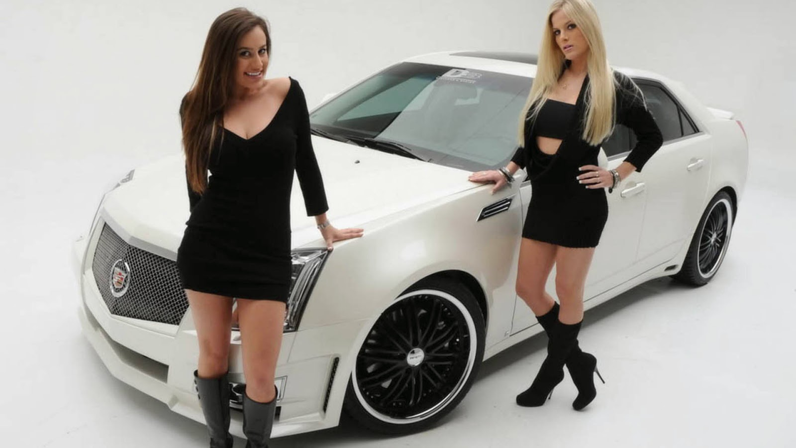 Cool cars and girls phrase