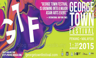 George Town Festival 2015