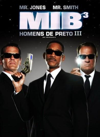 MIB: Homens de Preto 3 – Dublado (2012)